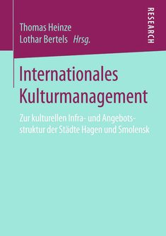 Internationales Kulturmanagement - Heinze Thomas